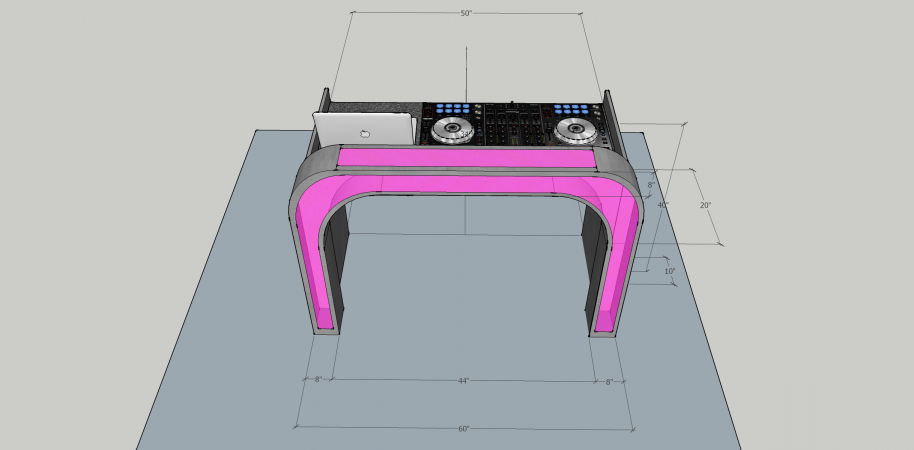 Illuminated DJ Table #207<br>2,436 x 1,200<br>Published 1 year ago