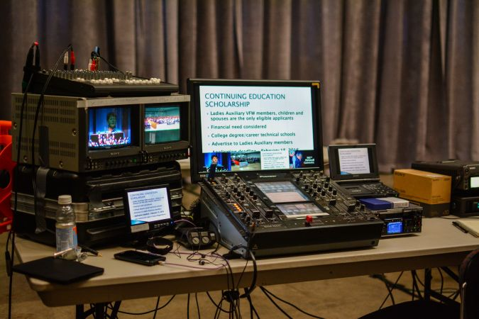 Video Production VFW Convention #318<br>6,000 x 4,000<br>Published 11 months ago