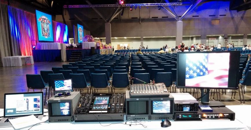 Video Production VFW Convention #321<br>4,148 x 2,154<br>Published 11 months ago