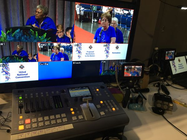 Video Production VFW Convention #325<br>4,032 x 3,024<br>Published 11 months ago