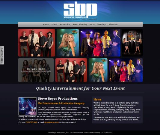 Talent Showcase WebApp