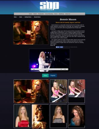 Talent Showcase WebApp #366<br>1,302 x 1,698<br>Published 3 years ago
