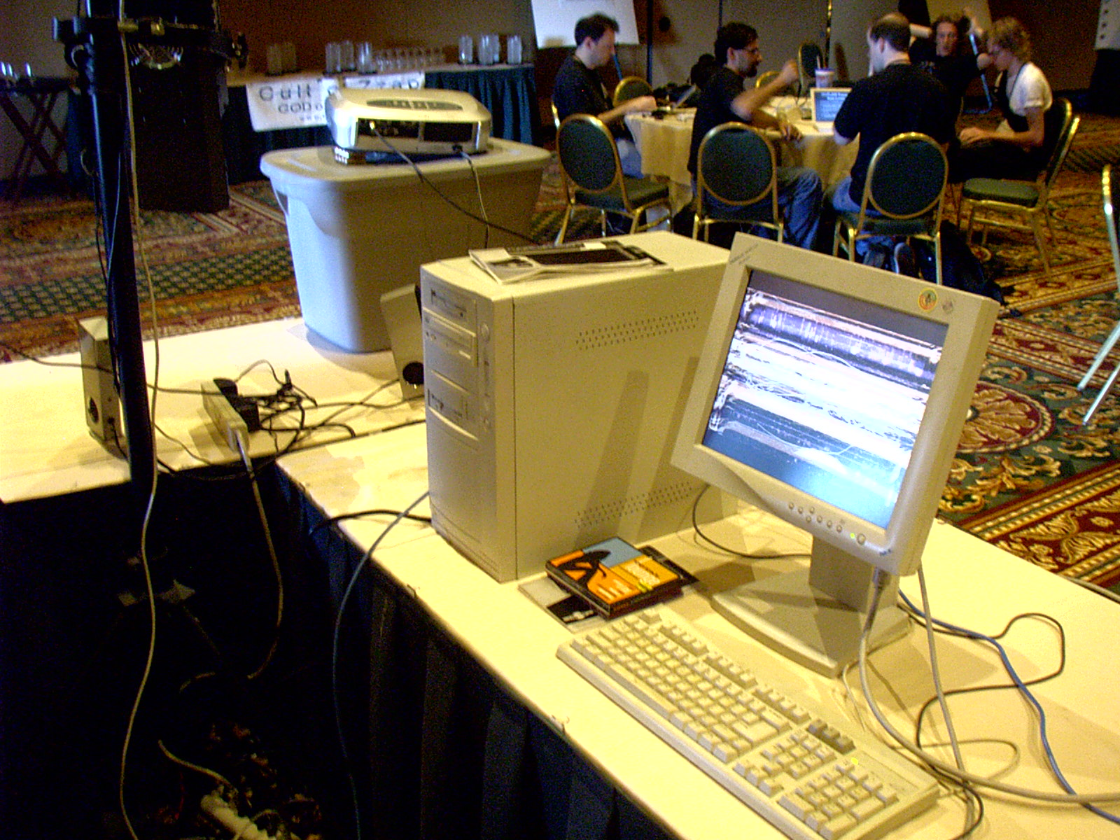 Toorcon Hacker Convention Photo #262